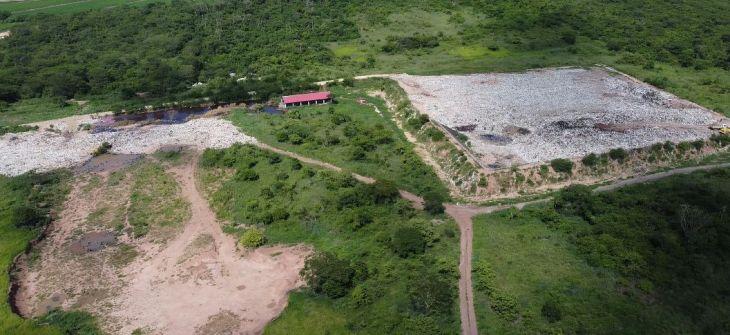 Botadero de Yacucatina nuevamente se encuentra a punto de colapsar