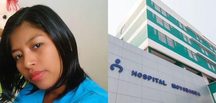 Diario Amanecer: Licenciada del hospital MINSA Moyobamba quien fue sindicada presuntamente de cobrar por cama UCI, muestra su extrañeza por carta notarial