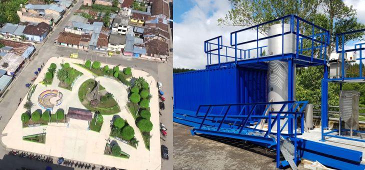El Dorado: Emapa San Martín, licitará planta portátil de agua potable para mejorar atención del servicio en San José de Sisa