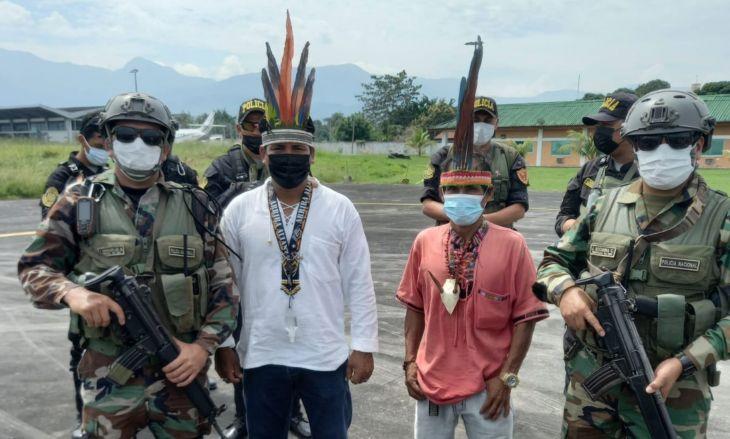 Los ministerios del Interior, Justicia y Derechos Humanos y del Ambiente  emitieron comunicado sobre la situación de amenaza contra los líderes nativos de Santa Rosillo de Yanayacu