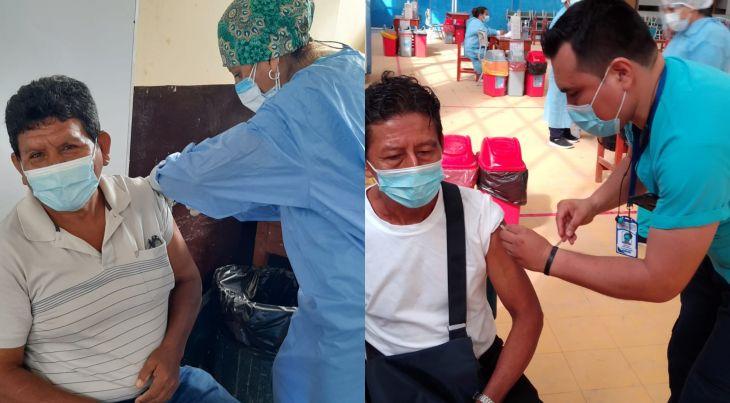 Este jueves 8 de julio se iniciará vacunación contra la COVID 19 para las personas entre 58 y 59 años