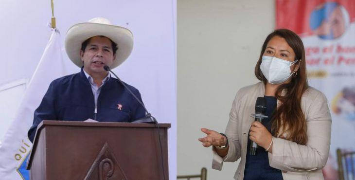 Esta tarde en Lima, directora regional de Salud de San Martín, presentará de estrategia de vacunación ante nuevo equipo de salud del gobierno de Pedro Castillo