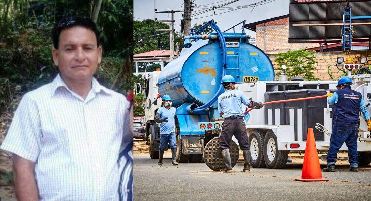Kennedy Vela Jorge: Población de San José de Sisa está decepcionada con Emapa San Martín
