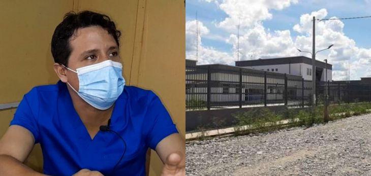 Aplazan para el 20 de agosto entrega de nuevo hospital rural de Picota