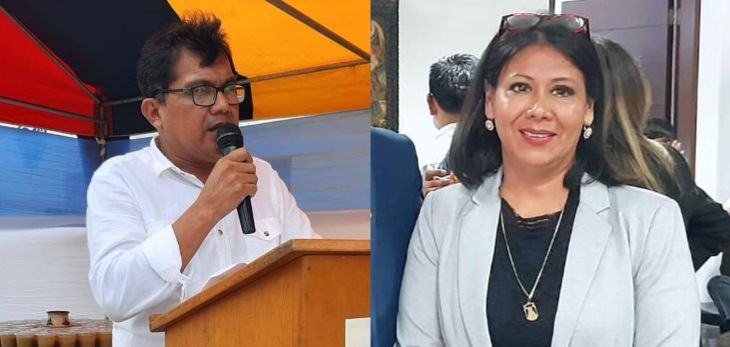 Regidora asegura que alcalde de Lamas si es responsable de las aglomeraciones