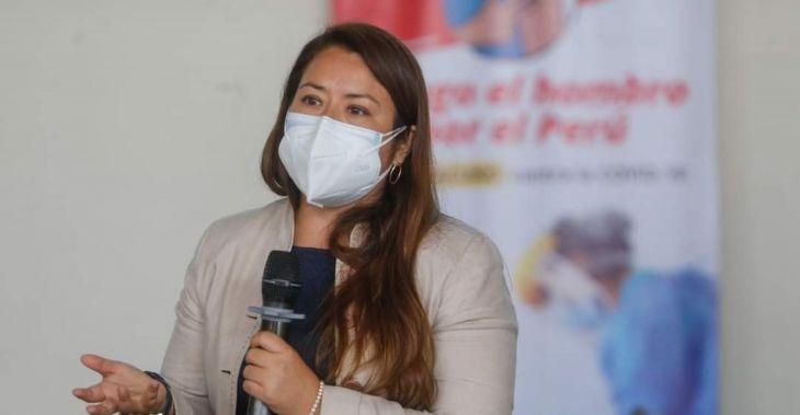 Gobierno Regional califica de insuficiente las dosis de vacunas contra la Covid-19 enviadas por el Minsa