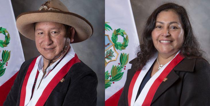 Congresista Karol Paredes pide por la gobernabilidad del país, que el Premier Guido Bellido dé un paso al costado