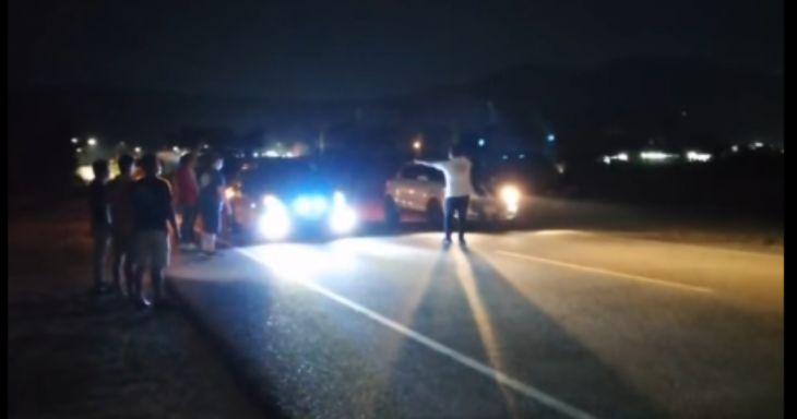 Morales: Denuncian carreras de piques ilegales en la Nueva Vía de Evitamiento