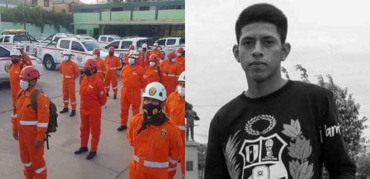 Bellavista: Por falta de equipos no pueden rescatar cuerpo de futbolista que se ahogó en el río Huallaga