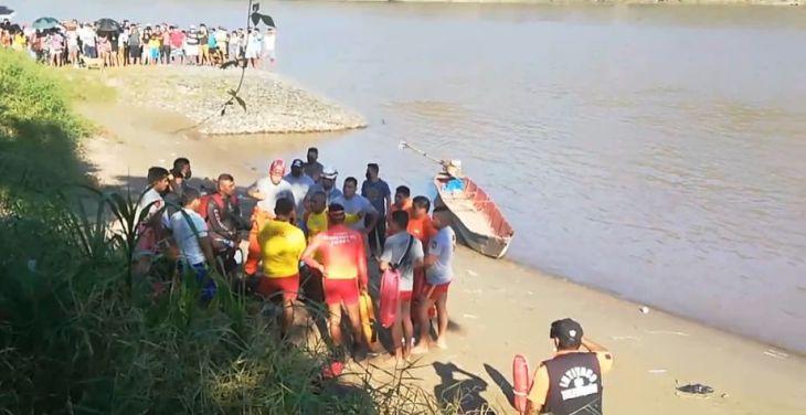 Hoy se reiniciarán labores de búsqueda del futbolista que pereció ahogado en el Río Huallaga