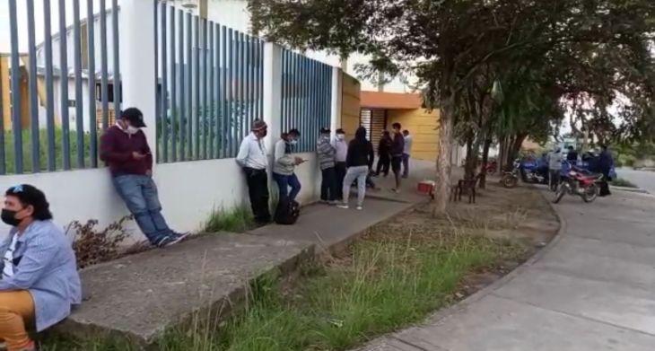 Hoy en el Día del Maestro se inicia vacunación contra la Covid 19 para maestros de la zona rural de San Martín