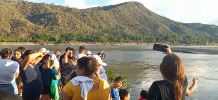 Bellavista: Joven natural de Chiclayo desaparece en el río Huallaga