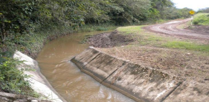 Desde el año pasado, proyecto de rehabilitación y mantenimiento del canal Cumbaza está en la Gerencia de Infraestructura del Gobierno Regional a la espera de levantamiento de observaciones