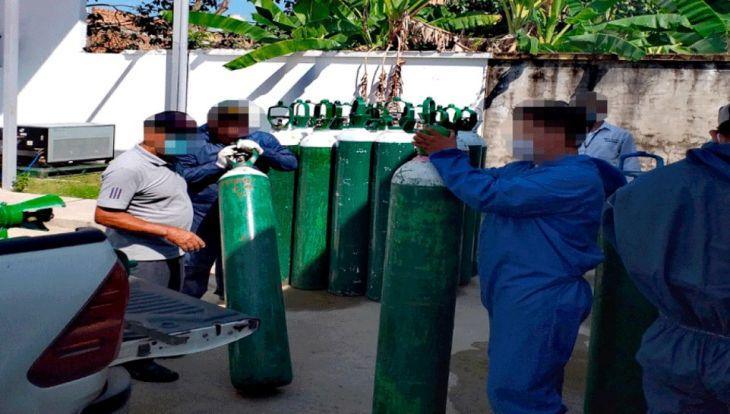 Ministerio Público: Investigaciones por el presunto tráfico de oxígeno se encuentra en la etapa de formalización de investigación preparatoria
