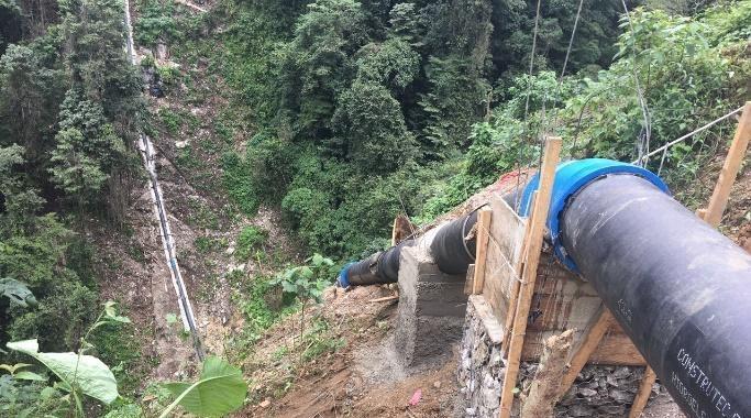 Tarapoto: Comisión técnica trabajará alternativas en cuanto al megaproyecto de agua potable