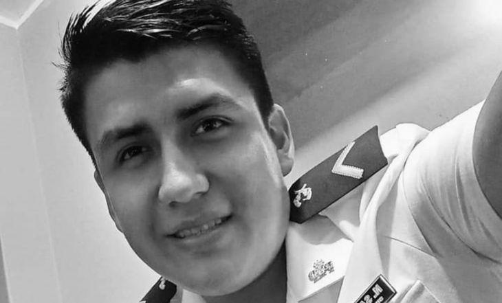 Esta mañana será el funeral del Sub Oficial de Tercera Nilthon Robert Samamé Hernández