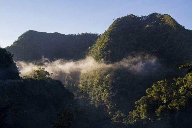 Sujetos cierran con alambres de púa terrenos dentro del ACR Cordillera Escalera
