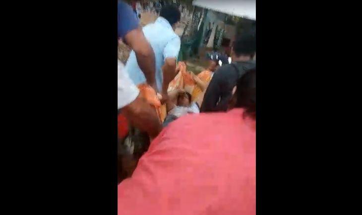San José de Sisa: Muro de cooperativa agraria Oro Verde aplasta a morador