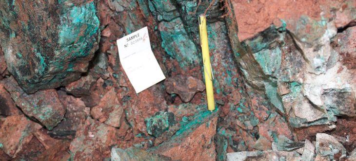 Empresa minera Canadiense Hannah Metals, ubica registros de cobre y plata en la provincia del Huallaga y considera al distrito de Sacanche como el nuevo distrito del Cobre