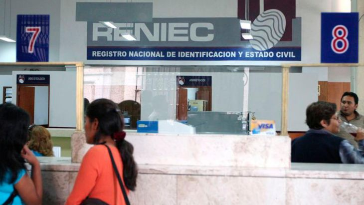 Reniec exhorta a ciudadanos de San Martín, para actualizar información del DNI para Elecciones Regionales y municipales