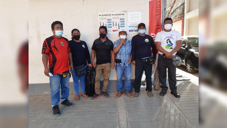 Yurimaguas: Poder Judicial definirá hoy situación legal de detenidos por accidente fluvial en el río Huallaga