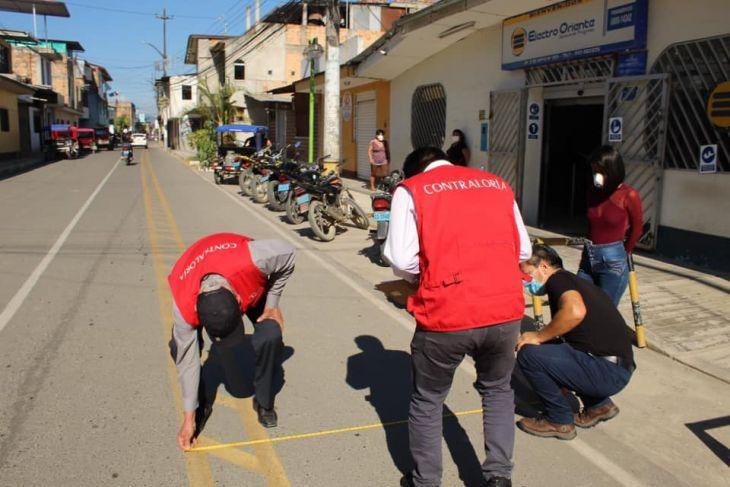 Según Contraloría, Ciclovía de Moyobamba incumple normativa aplicable