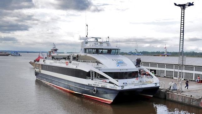 Luego de trágico accidente ocurrido en Yurimaguas en el río Huallaga, MTC publica medidas para el transporte acuático en la Amazonía para un viaje seguro