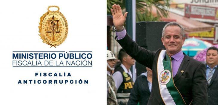 Fiscalía Anticorrupción solicita la devolución al alcalde de Tarapoto de los gastos ocasionados a la MPSM durante el viaje realizado a Medellín – Colombia
