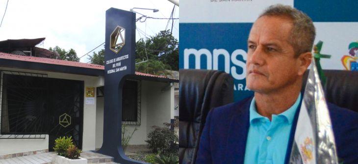 Colegio de Arquitectos de San Martín, se pronuncia por la paralización del proyecto de la Ciclovía que promueve el actual Alcalde Teddy Del Águila Gronerth