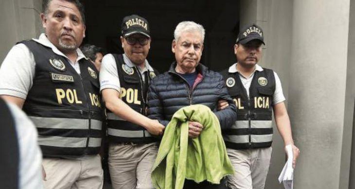 Fiscal pidió 4 años y 8 meses de prisión para César Villanueva por presunto tráfico de influencias
