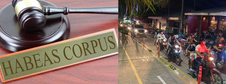 Ciudadano del distrito de Morales, interpone hábeas corpus restringido en contra de las municipalidades de Tarapoto y La Banda de Shilcayo, por el caso de la Ciclovía