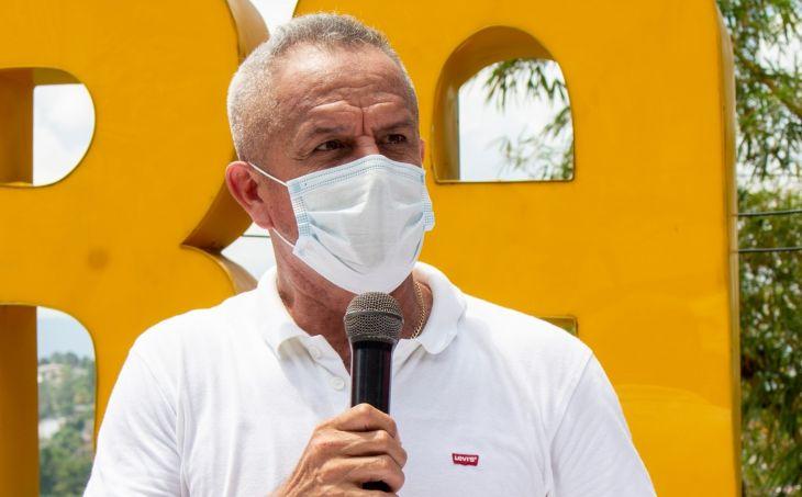 El alcalde de Tarapoto Tedy Del Águila Gronerth, consideró de innecesario el paro convocado por el Frecides para el próximo martes 14 de setiembre