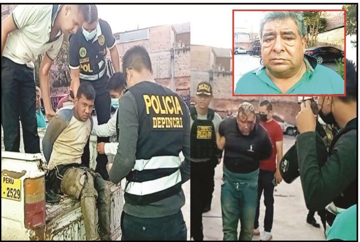 Empresario molinero de Rioja fue rescatado tras ser secuestrado al parecer por dos delincuentes extranjeros