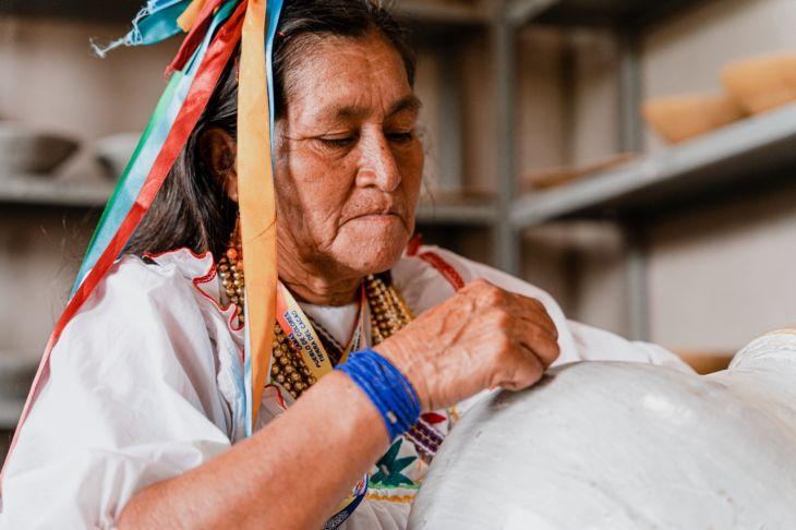 Ministerio de Cultura declara patrimonio Cultural de la Nación a la cerámica del Pueblo Kichwa de Lamas