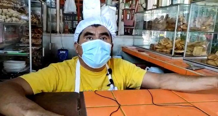 Panaderos a punto de quebrar por el incremento de los insumos que utilizan