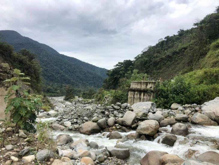Autoridades de la provincia de Tocache y distrito de Shunté, asumen compromisos para rehabilitar carretera que une San Martín con la Libertad