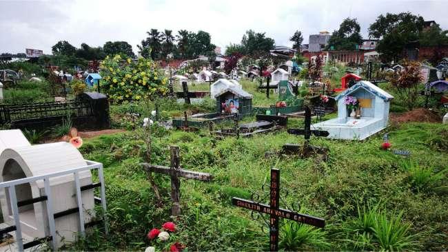 Tarapoto: Anuncian medidas de seguridad en cementerio luego de robos de accesorios en algunas tumbas