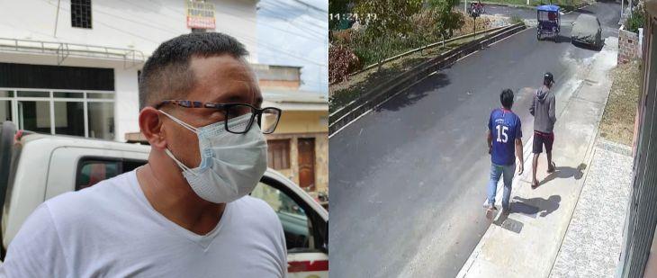 Policía Nacional investiga intento de asesinato contra regidor Luis Ramírez Flores