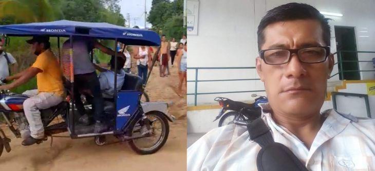 """""""Marcas"""" asesinan a policía en situación de retiro y le quitan 30 mil soles en el distrito de La Banda de Shilcayo"""