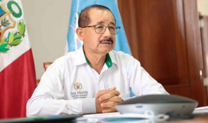 Gobernador Pedro Bogarín adelantó que no acudirá a diálogo con pueblos del Bajo Huallaga