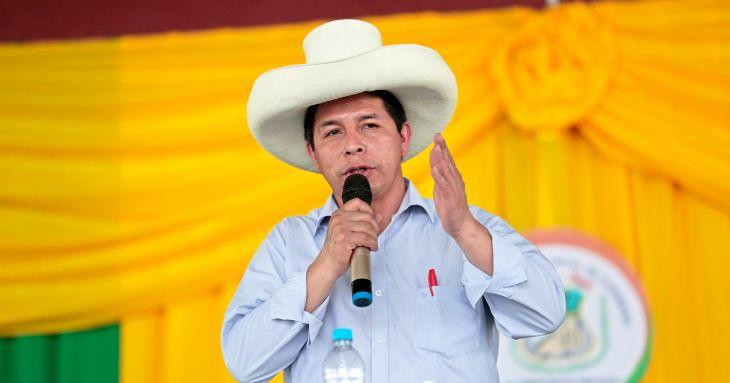 Presidente de la República Pedro Castillo Terrones, llegará mañana a San Martín