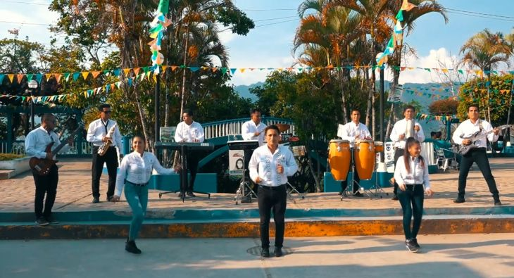 Diario Amanecer: Goresam tiene su propia orquesta musical de cumbia